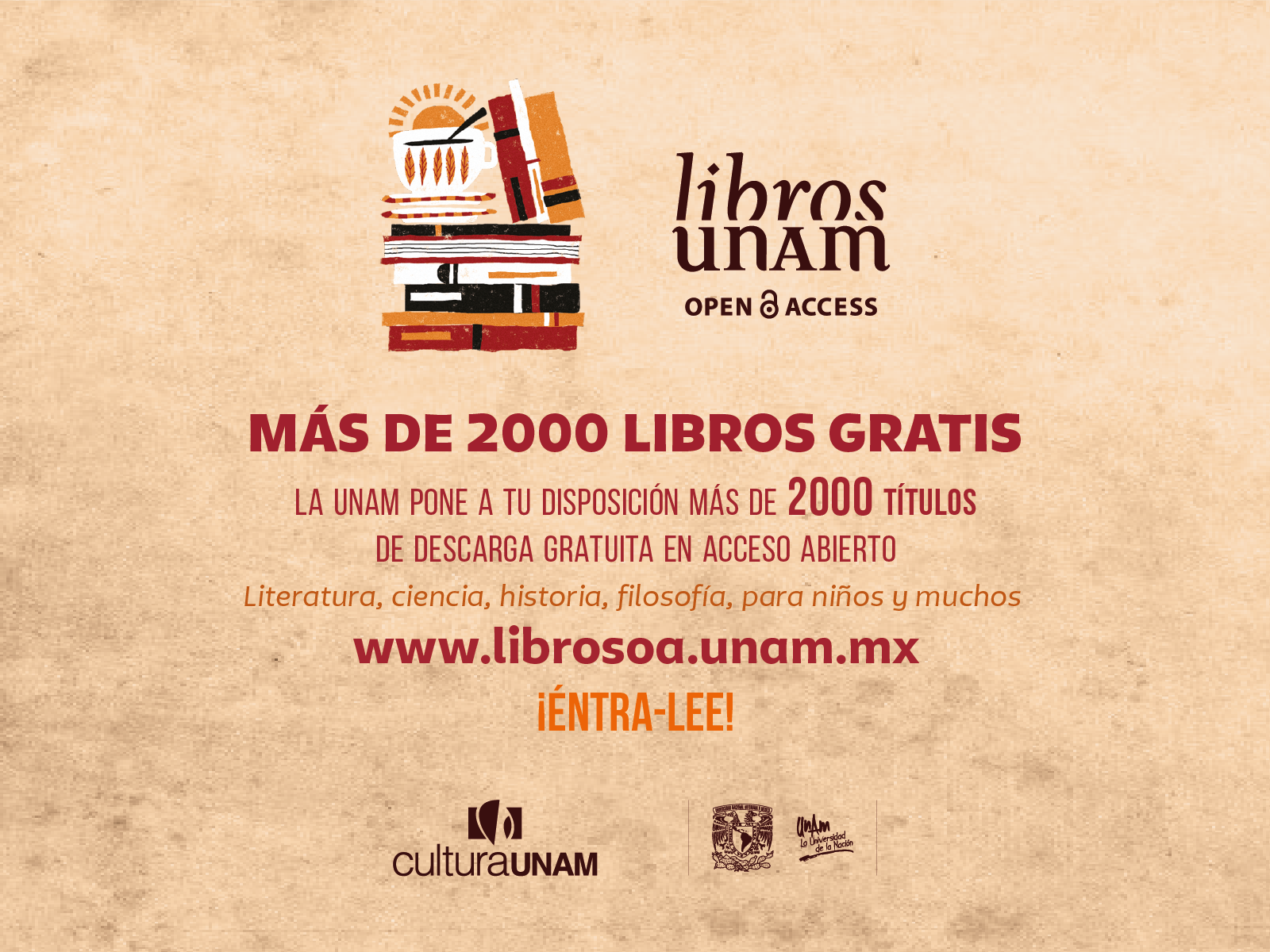 Libros Open Access UNAM