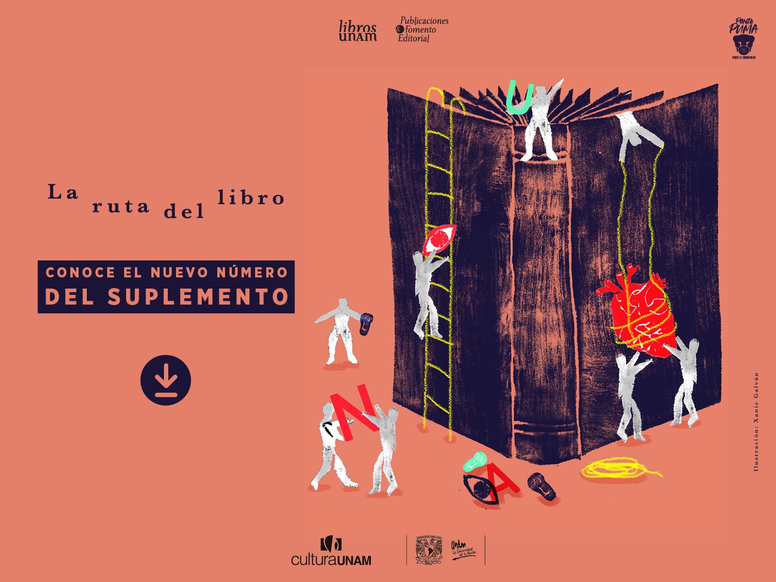 Suplemento Diciembre 2020-Enero 2021 Libros UNAM