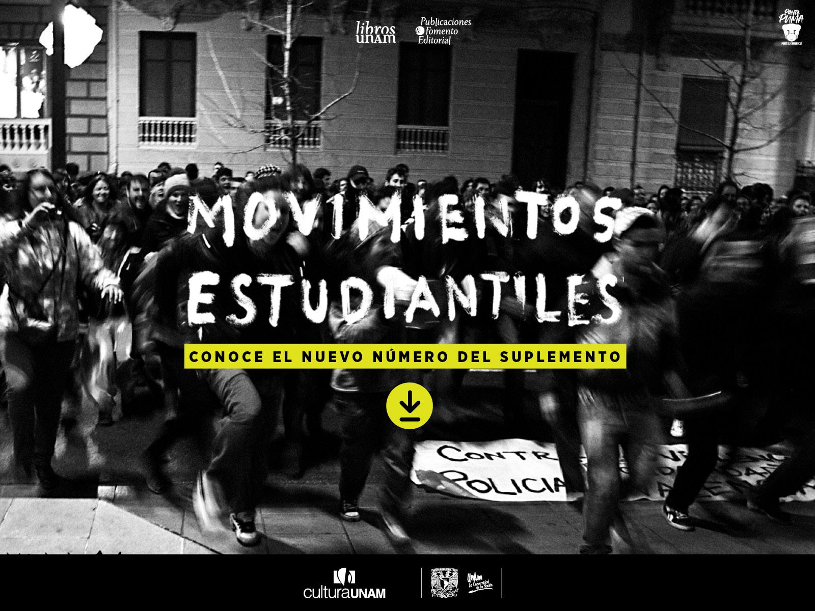Suplemento octubre, DGPFE, Libros UNAM