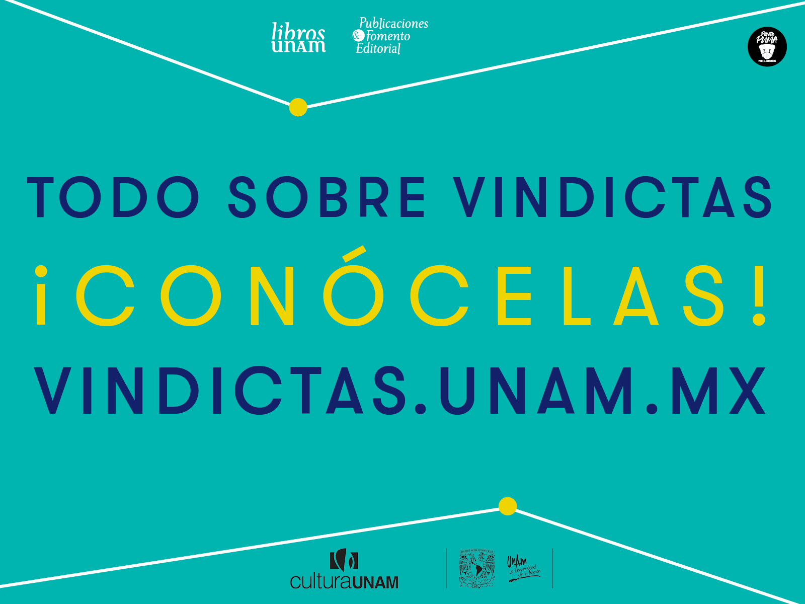 Sitio oficial de Vindictas - DGPFE UNAM